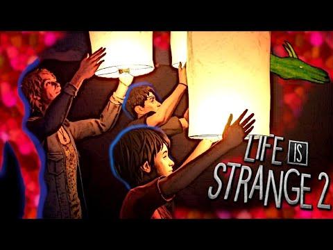 Best ending Life is Strange 2 Episode 5 Wolves [blind playthrough]