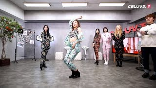 [181122] EXID Random Dances Cut @ I'm Celuv Live Show