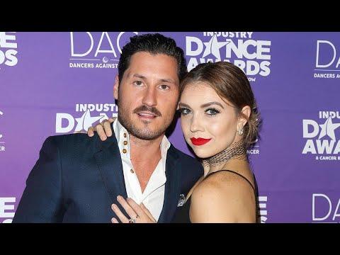 Val Chmerkovskiy Confesses Love for His 'Queen' Girlfriend Jenna Johnson