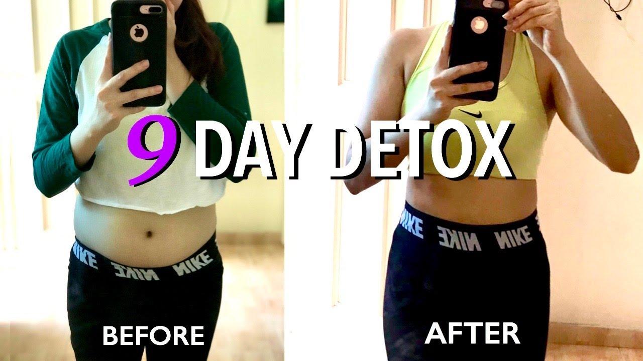 CLEAN9 - cel mai eficient program de detoxifiere.