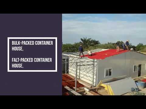 Container house Manufacturer, modular building home