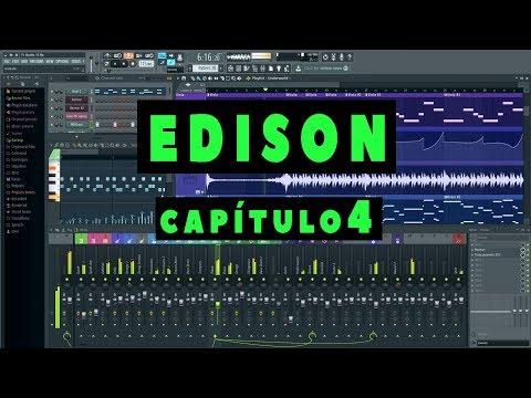 """EDISON - Aprende a Manejarlo - Capítulo 4 - """"Opciones de Menú"""" - Tutorial"""