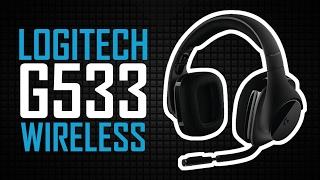 Logitech G533 Wireless Gaming Headset Review