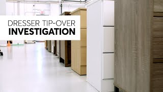 Data Show: Smaller Dressers May Still Pose Deadly Risk | Consumer Reports