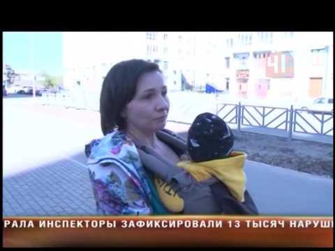 Детский паровоз сбил ребенка в Екатеринбурге