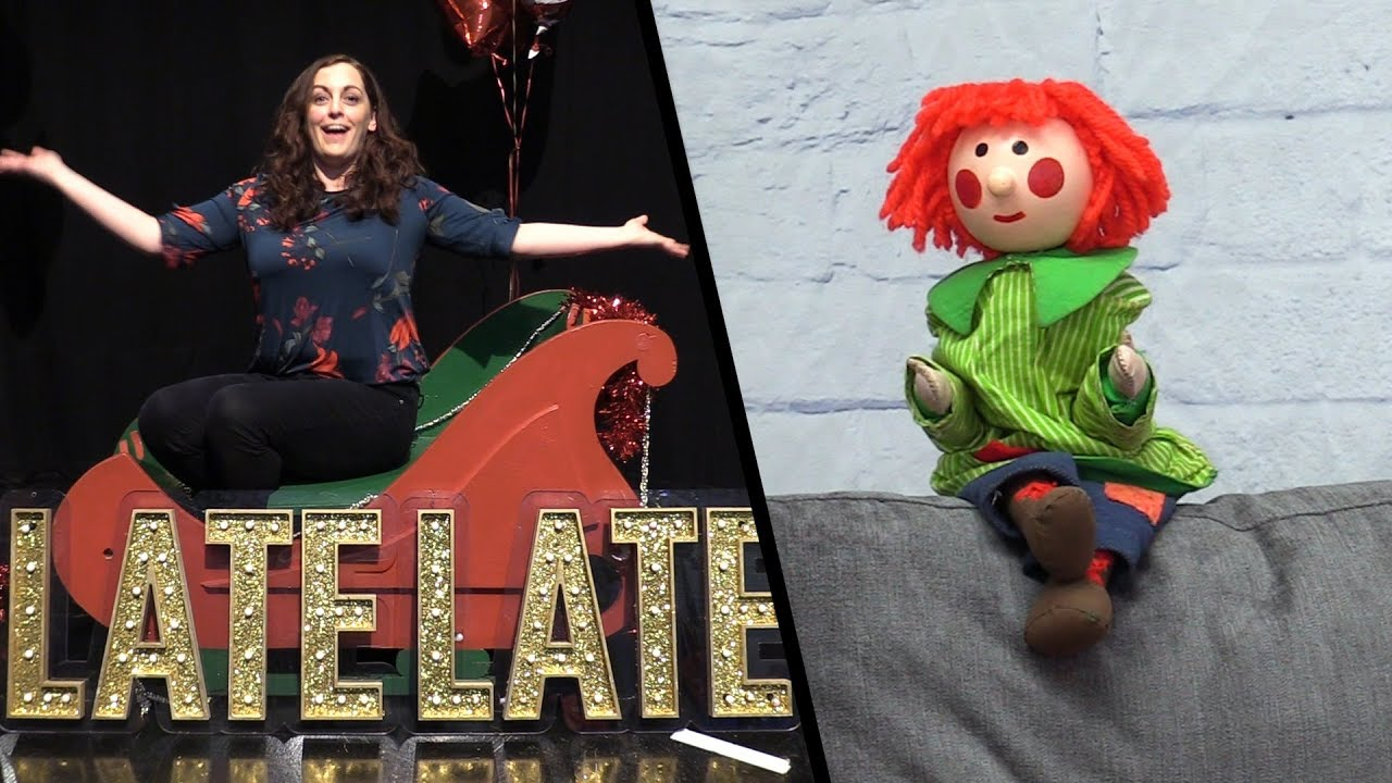 Download The Telly Show #1 - The Late Late Toy Show special and an interview with Bosco