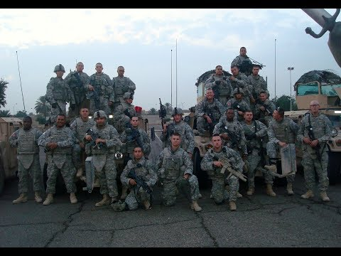 Alpha Company 4/64 - 4th Brigade - 3rd Infantry Division in Baghdad