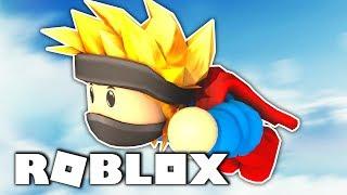 BEST SUPER HERO! -ROBLOX