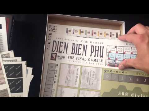 Dien Bien Phu - Inside the Box