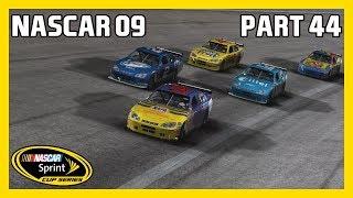 (Tire Pressures!) NASCAR 09 Career Mode (Xbox 360) Part #44