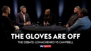 Analysing Vasyl Lomachenko vs Luke Campbell   The Gloves Are Off: The Debate