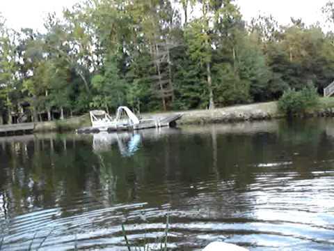 Striper fishing biloxi river mississippi youtube for Fishing in biloxi ms