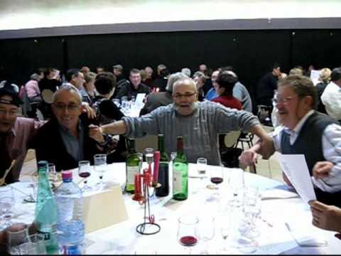 Janvier 2010 Amis du Musee de la Mine: Assemblee Generale repas chansons