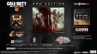 Official Call of Duty®: Black Ops 4 – Canlı Yayın Başlatmak İçin Geri Sayım