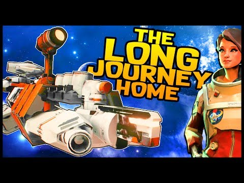 LOST IN SPACE LIGHT YEARS FROM EARTH! - The Long Journey Home Gameplay