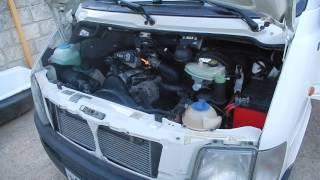 вот как по морозу  должен заводится мотор lt 35