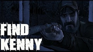 Finding Kenny The Walking Dead Season 2 Episode 2 A House Divided