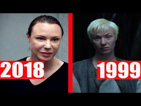 The Matrix 1999 Cast: Then and Now 2018