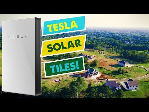 WE'RE BUILDING A NEW HOME WITH TESLA SOLAR TILES?!