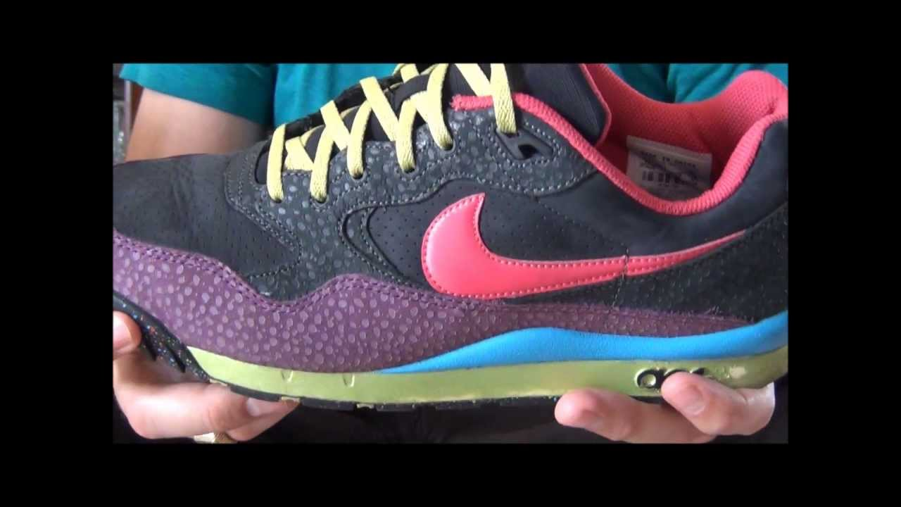 1706e38f111 LIVE! Nike Air Wildwood Supreme Mulberry ACG - YouTube