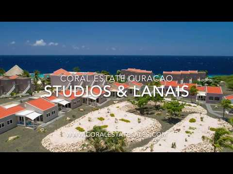 Studios and Lanai Holiday Homes - For Sale - Coral Estate Curacao