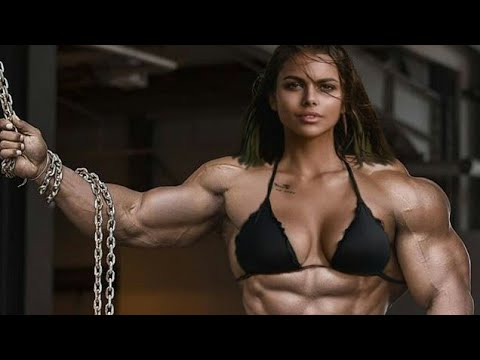 TOP 5 WOMAN'S BODYBUILDING, | IN THE WORLD, IFBB MUSCLE