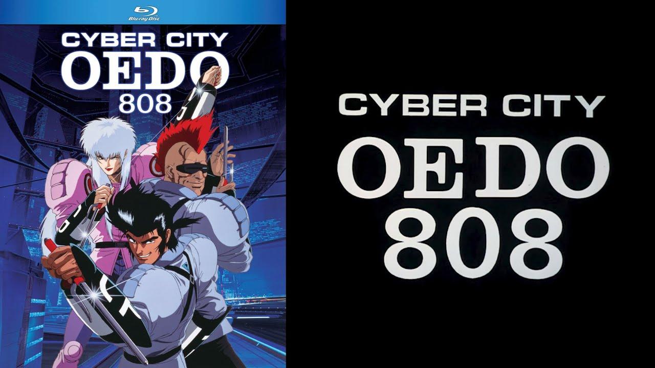 """サイバーシティ OEDO 808 Cyber City Oedo 808 - 03 """"Crimson Media"""""""