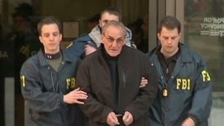 Repeat youtube video Arrest made in infamous Lufthansa heist