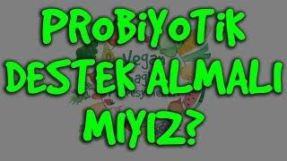 Probiyotik Destek Almalı Mıyız?  4 Probiyotikler ve Mikrobiyota