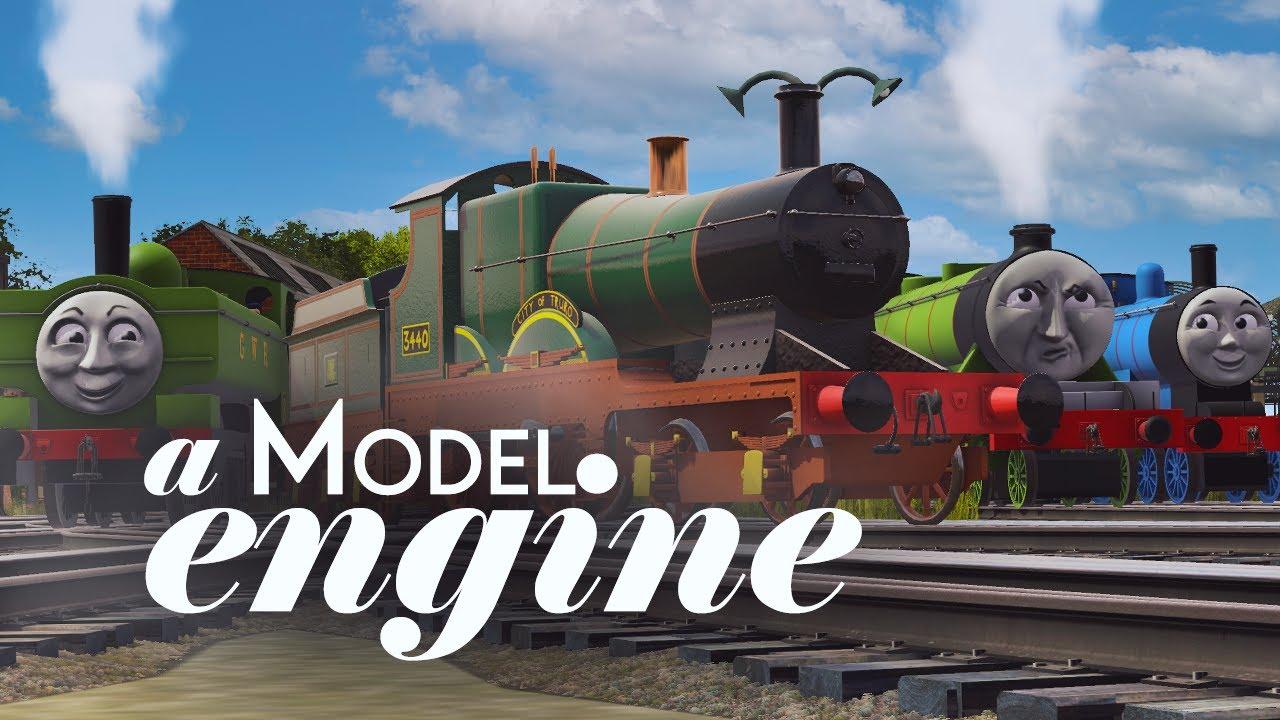A Model Engine by rhydyronen - aiden