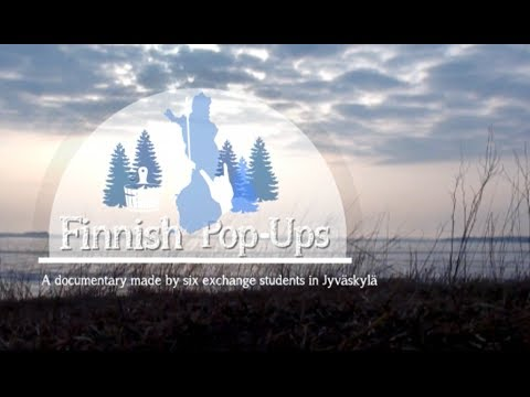Finnish Pop-Ups