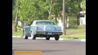 1970 Lincoln Continental Mark III Test Drive
