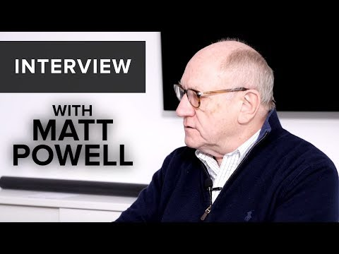 Interview with Matt Powell