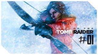 MISS CROFT MÁSODIK UTAZÁSA 🐧 Rise of the Tomb Raider #1
