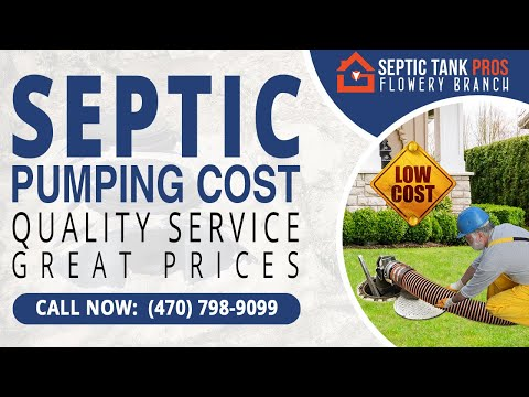 Septic Pumping Cost in Clinton