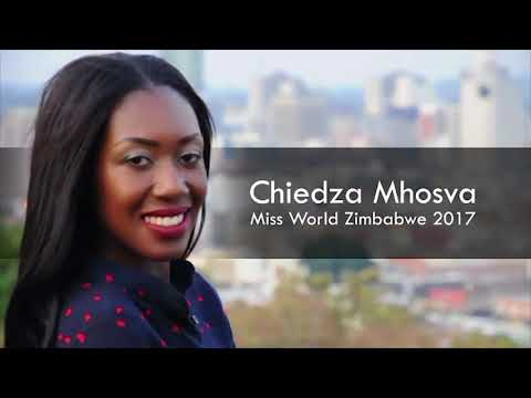 ZIMBABWE, Chiedza MHOSVA - Beauty With a Purpose