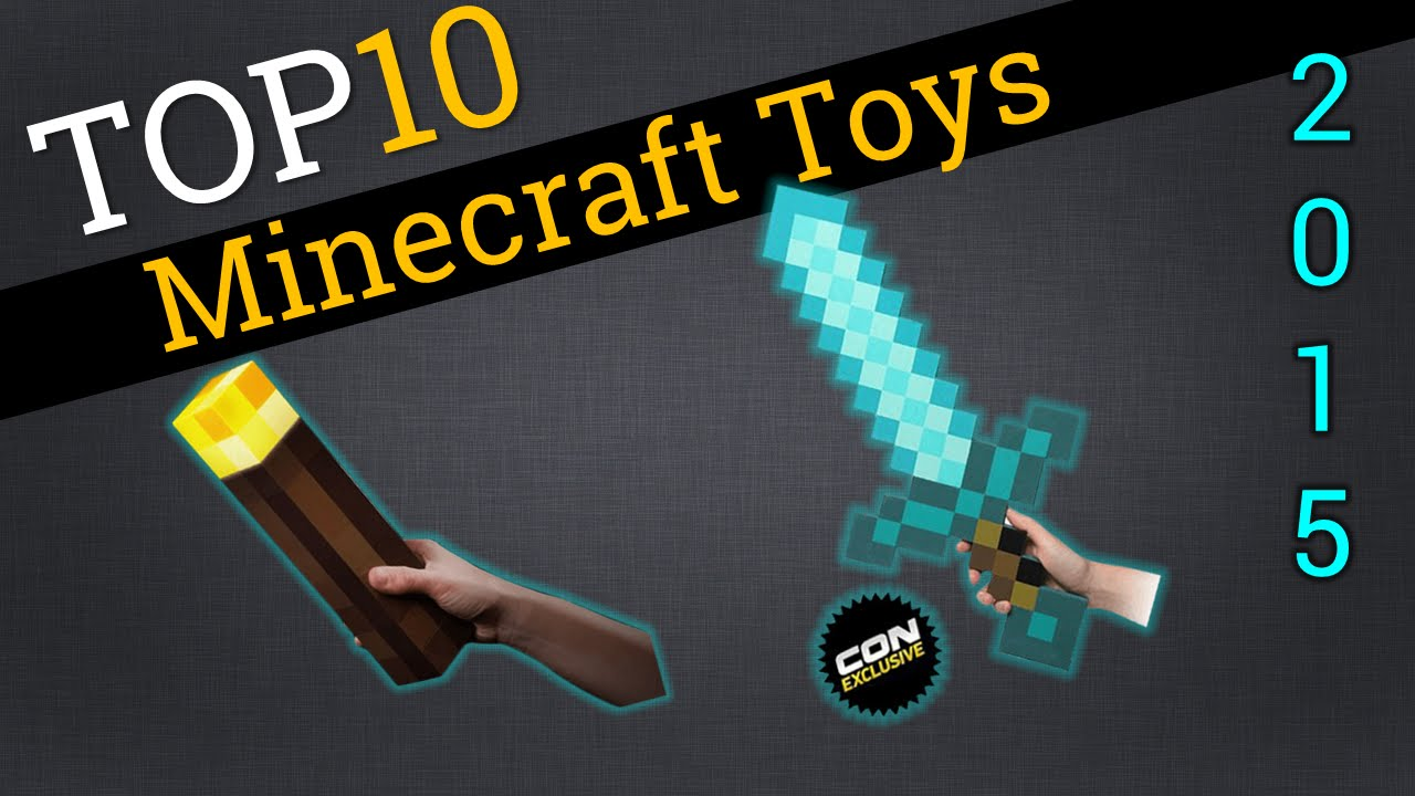 Top 10 Minecraft Toys 10  Compare The Best Minecraft Toys