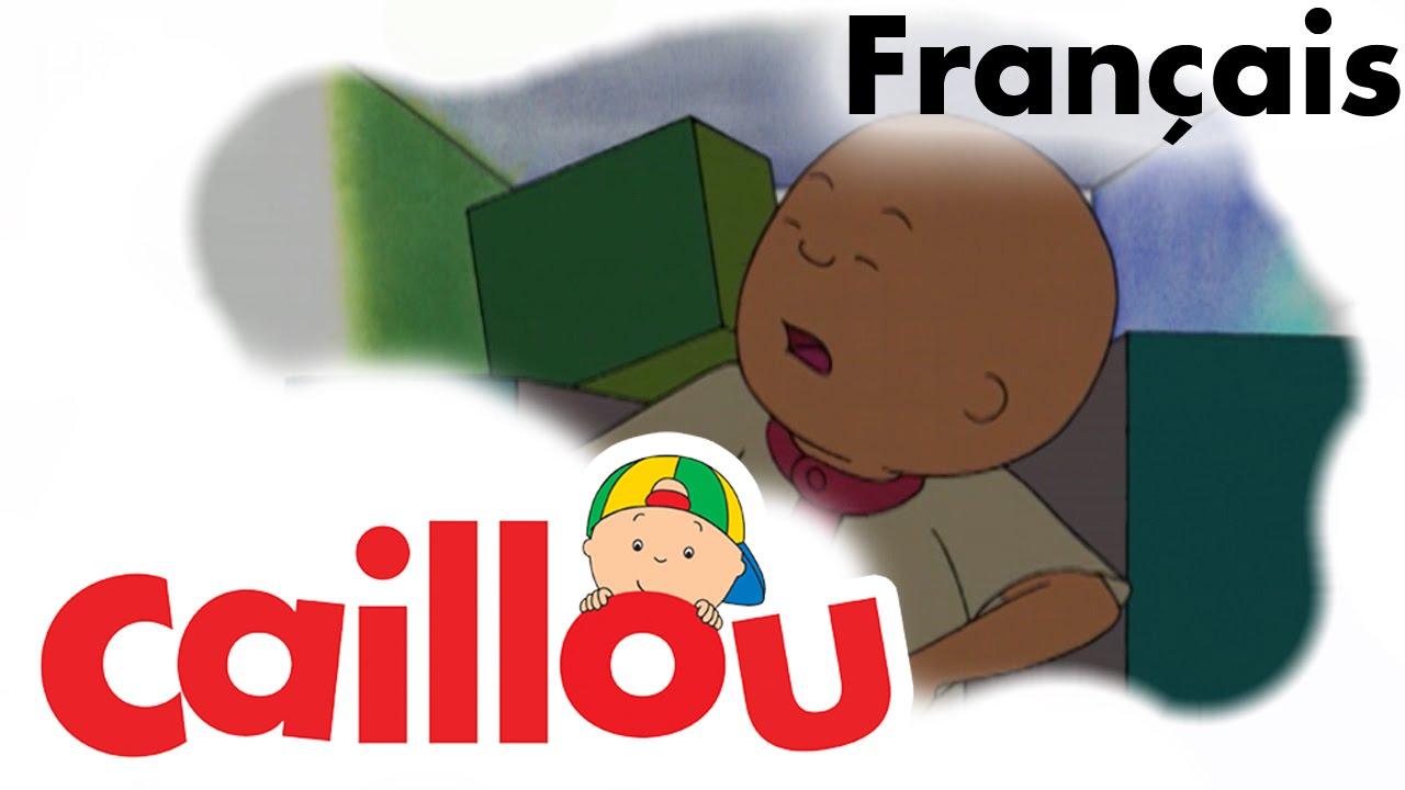 caillou francais la cachette de caillou s01e18 conte pour enfant caillou en francais