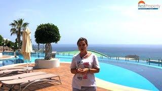 Недвижимость в Турции. Купить квартиру с видом на море в Аланье, Конаклы Турция 2018 || RestProperty