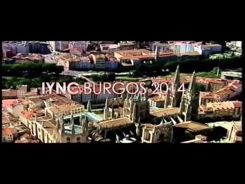 Promotional Video - IYNC 2014 - BURGOS, Spain