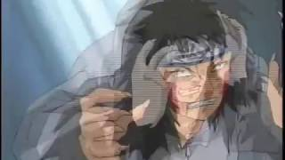 [AMV] Naruto VS Kiba [Papercut-Linkin Park]