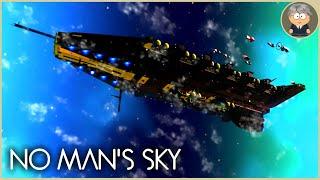 Freighter Upgrade Runaround - No Man&#39s Sky Gameplay 2020