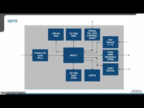 MAX 10 Power Management Bus Controller - part 1 of 2