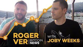 Bitcoin News   Joby Weeks Lost $700,000 & BCH Fan Steals A TANK! w/ Roger Ver
