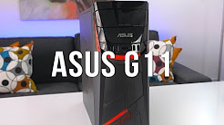 ASUS G11 Gaming PC Review!