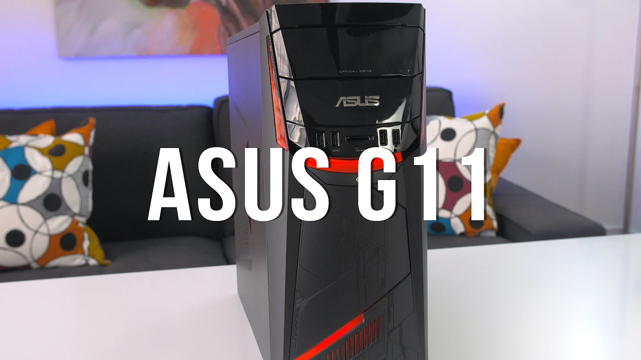 asus g11 gaming pc review youtube. Black Bedroom Furniture Sets. Home Design Ideas