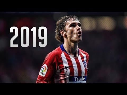 Antoine Griezmann 2019 - Magic Skills, Assists & Goals   HD