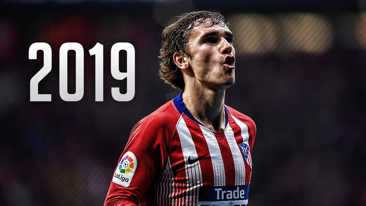 the latest 35ff3 04fd7 Barcelona Sign New Player Antoine Griezmann, But Still Have ...
