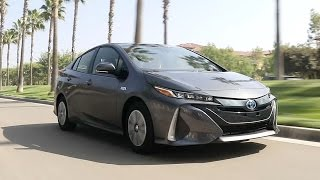 2017 Toyota Prius Prime - Review and Road Test
