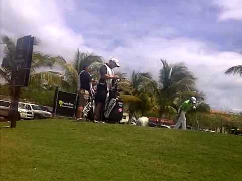 GEORGE RILEY FIRST TEE - PUERTO RICO OPEN